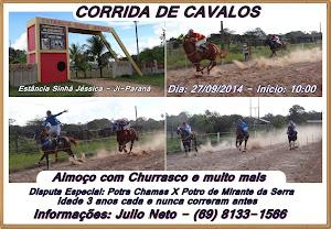 27/09 Corrida de Cavalos