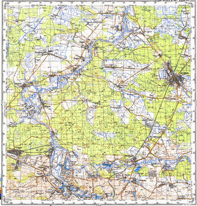 Map 100k--m35-041--(1986)