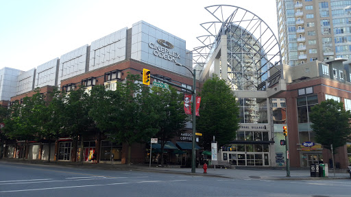 Cineplex Odeon International Village Cinemas, 88 West Pender Street, 3rd floor, Vancouver, BC V6B 6N9, Canada, Movie Theater, state British Columbia