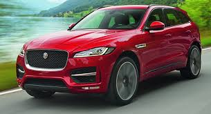 2017 Jaguar F-Pace SUV Release Date Performance Features Review Car Price Concept