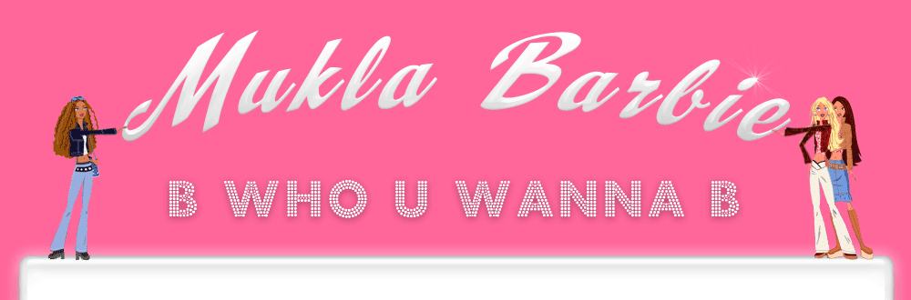 My Barbie Blog