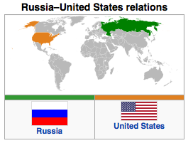 Russia - United States Relations