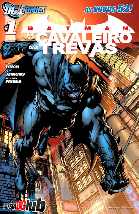 Batman – O Cavaleiro das Trevas (Os Novos 52)