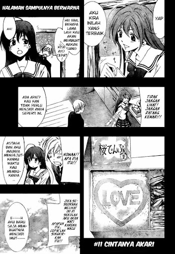 Komik Kimi Ni Iru Machi 11 page 2