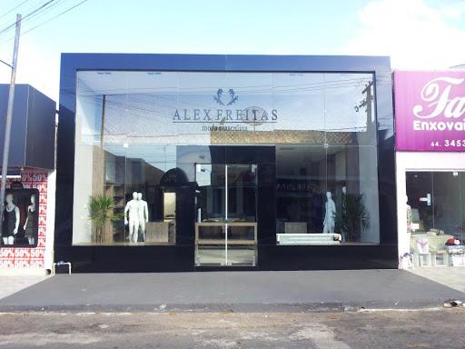 ALEX FREITAS moda masculina, R. Antônio Coelho de Godói, 35 - Centro, Caldas Novas - GO, 75690-000, Brasil, Loja_de_Vestuário_Masculino, estado Goiás