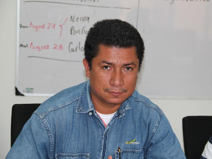 Ya en libertad Moisés Barón, cuenta la injusticia y brutalidad de su detención