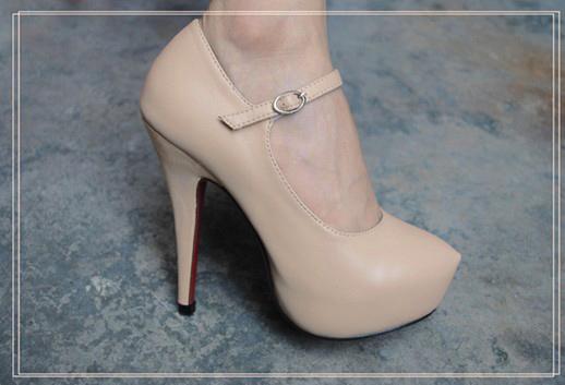 Туфли На Каблуке 8 См