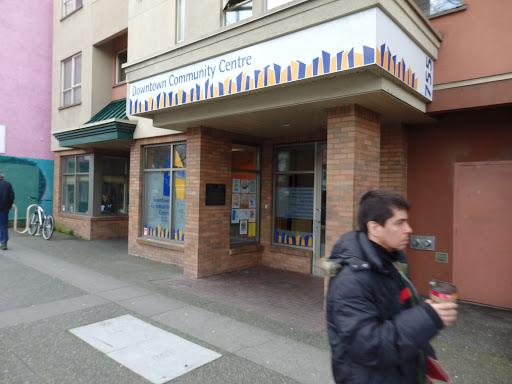 Downtown Community Centre, 755 Pandora Ave, Victoria, BC V8W 1N9, Canada, Community Center, state British Columbia