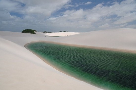 Lencois Maranhenses, Brazil Seen On www.coolpicturegallery.us