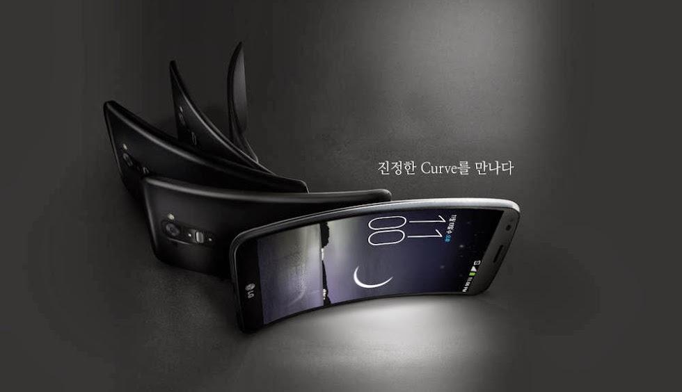 LG G Flex - Spesifikasi Lengkap dan Harga - Ponsel Layar Lengkung