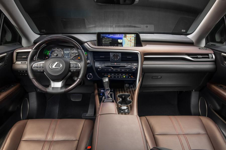 2015 Lexus RX 450h Hybrid Premier Review Specs Car Price Concept