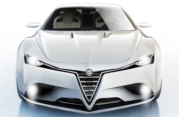 2016 Alfa Romeo to develop 5 Series: Platform Hybrid and Electric Vhicles