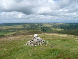 Longlands Fell Summit