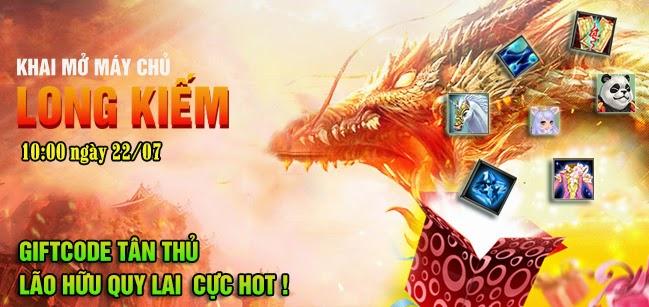 Gifcode Lão Hữu Quy Lai - Tân Thủ cực HOT