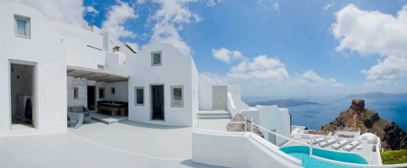 Adeje, Isole Canarie, Spagna: Grace Santorini Hotel by Divercity Architects
