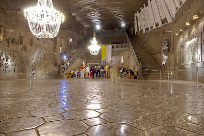 Wieliczka Salt Mine Seen On www.coolpicturegallery.us