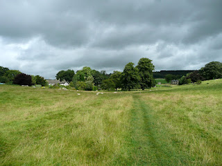Path to Little Longstone