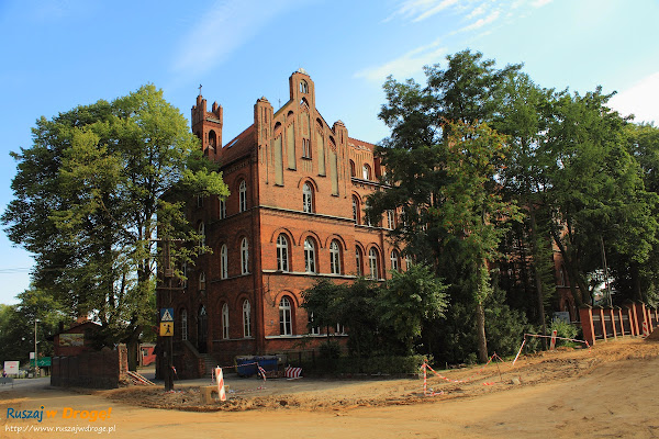 Budynek Szkoły w Kościerzynie