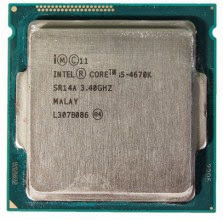 Processor desktop Core i5 Haswell