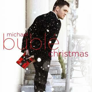 Michael Bublé Christmas CD Album Art 2011