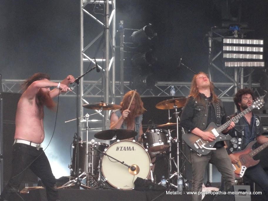 Valient Thorr @ Hellfest 2011 - Vendredi 17/06/2011