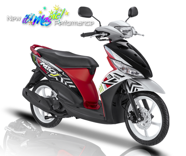 Yamaha Mio J 2014 - Spesifikasi Lengkap dan Harga