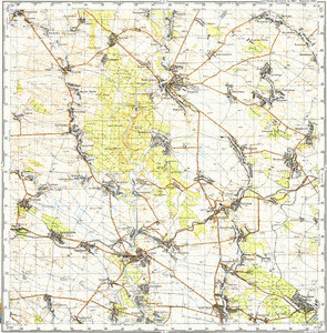 Map 100k--m35-101--(1982)