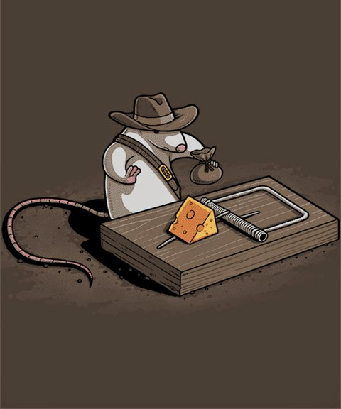 Raiders of the Lost Cheese?