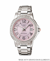Casio Sheen : SHE-4026SBD