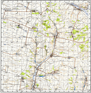 Map 100k--m37-103--(1989)