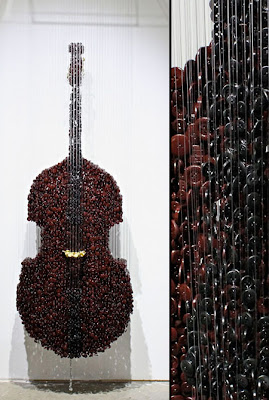 Wonderful Hanging Sculptures Seen On www.coolpicturegallery.us