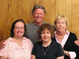 Oct. 4: Dottie Koernig, Fred Partridge, Arlene Duboff, Marty Van Allen