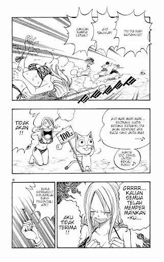 Manga Downloads Fairy Tail 22: omake page 10