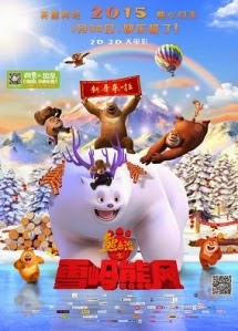 Gấu Bự Núi Tuyết