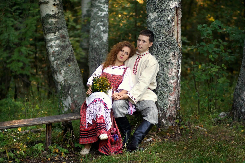 Смотреть фото русских семейных пар 3 фотография