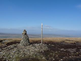 Buckden Pike Summit (702m)
