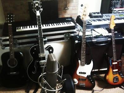 """El """"Putain de Groupe"""" en estudio"""