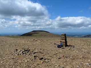 Grasmoor from Crag Hill