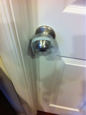 Diy Door Knob Childproofing Diy Danielle
