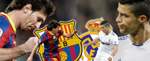Barcelona vs. Real Madrid en Vivo - Copa del Rey 2013