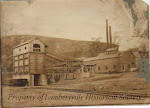 Quarry rock sorting machine, South of Lambertville, Route 29, main tower still there!