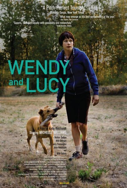 Wendy i Lucy / Wendy and Lucy (2008) PL.TVRip.XviD / Lektor PL