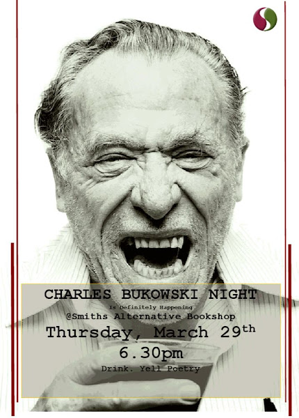 bukowski poster
