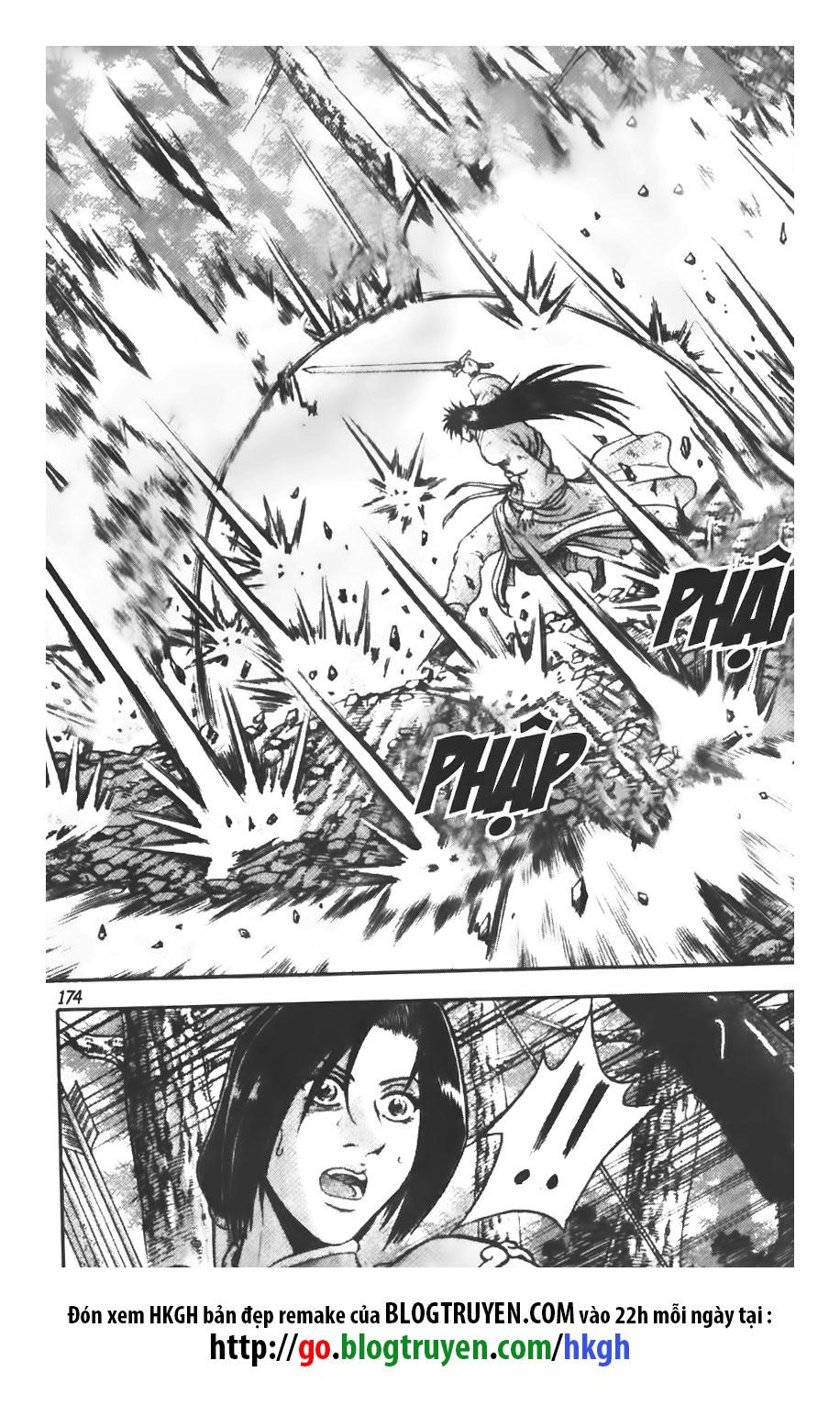 xem truyen moi - Hiệp Khách Giang Hồ Vol43 - Chap 300 - Remake