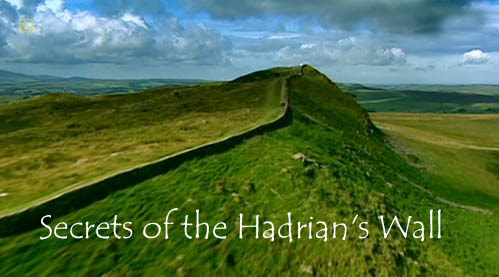 Mur Hadriana / Secrets of the Hadrian's Wall (2006) PL.TVRip.XviD / Lektor PL