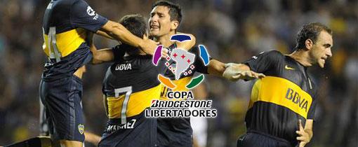 Boca Juniors vs. Toluca en Vivo - Copa Libertadores
