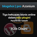 Panduan Wordpress, Blogspot Dan Amazon | pro Azonium