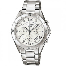 Casio Sheen : SHE-3022SBD