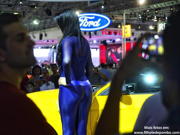 Embaladas a Vácuo - Parte 22 - Especial Salão do Automóvel SP 2012