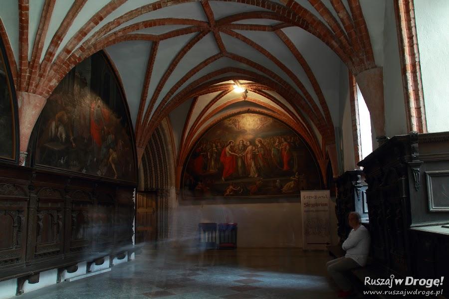 Zwiedzanie katedry  - Jarmark Cysterski w Pelplinie